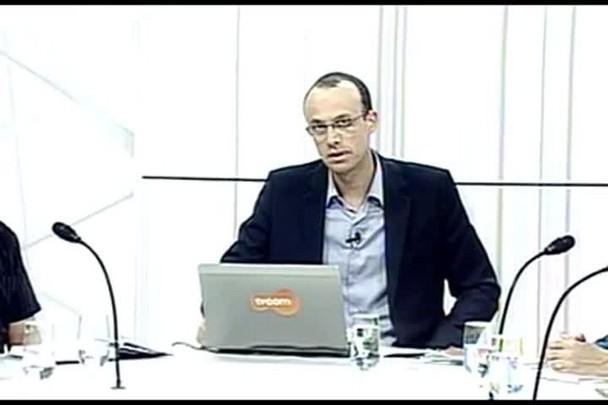 TVCOM Conversas Cruzadas. 4º Bloco. 03.02.16