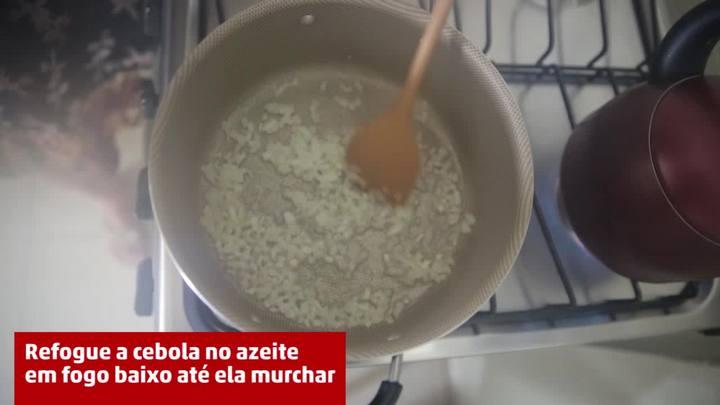 Aprenda a fazer um arroz bem soltinho