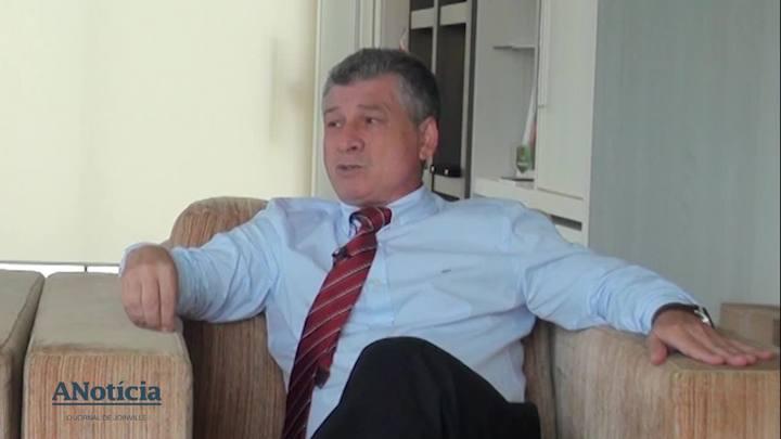 Nereu Martinelli faz balanço de seus quatro anos à frente do Joinville