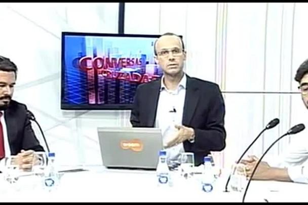 TVCOM Conversas Cruzadas. 2º Bloco. 12.04.16