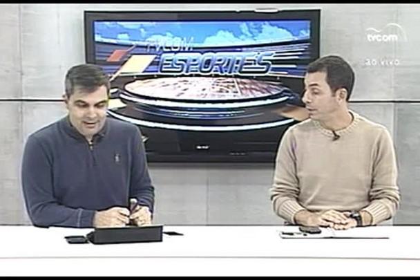 TVCOM Esportes. 1º Bloco. 24.05.16