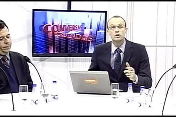 TVCOM Conversas Cruzadas. 3º Bloco. 13.06.16