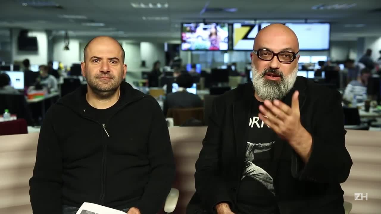 Roger Lerina e Marcelo Perrone comentam trajetória profissional de Hector Babenco