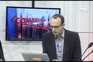 TVCOM Conversas Cruzadas. 3º Bloco. 26.07.16