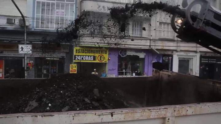 Transtornos na Osvaldo Aranha e na Protásio Alves