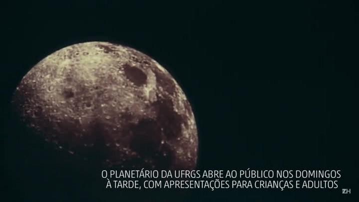 Noite dos Museus: Planetário Professor José Baptista Pereira