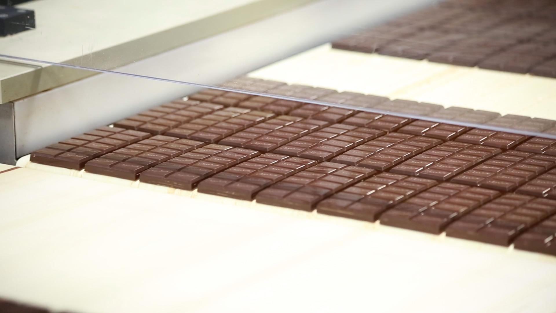Uma fantástica fábrica de chocolate