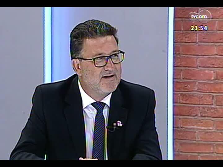 Mãos e Mentes - secretário estadual de Inovação e Desenvolvimento Tecnológico, Cleber Prodanov - Bloco 3 - 07/02/2013