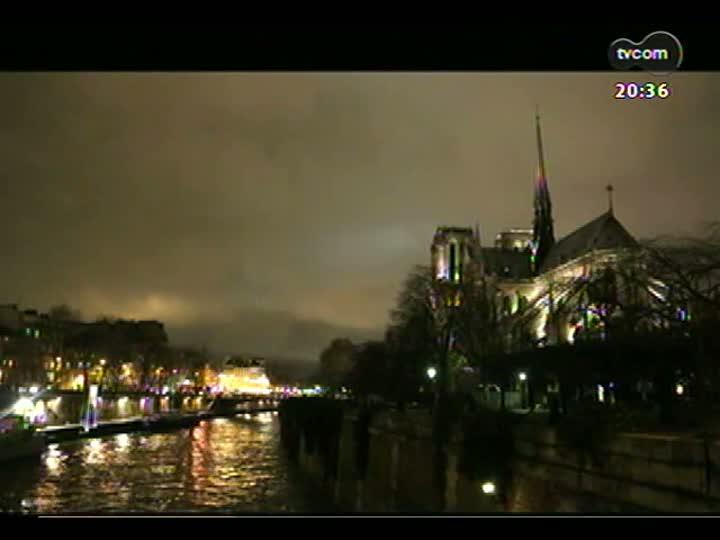 TVCOM Tudo Mais - TVCOM 360: Catedral de Notre-Dame