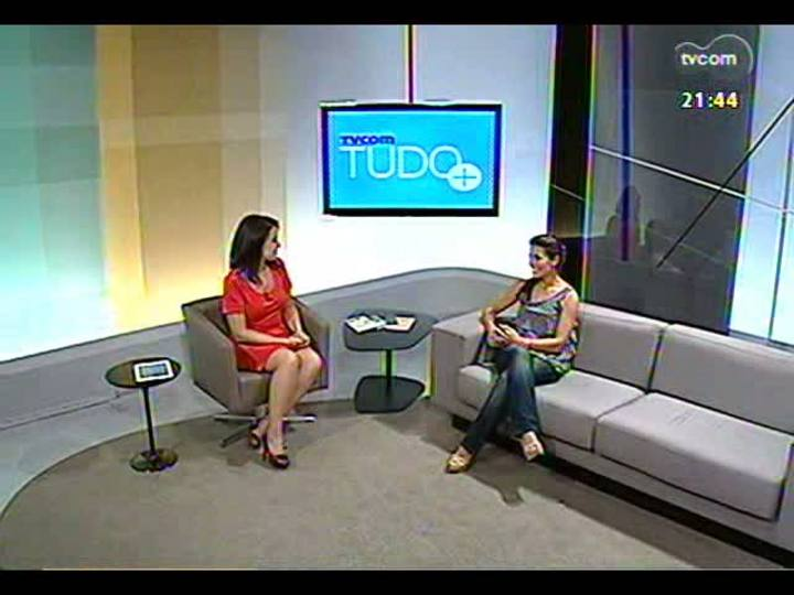 TVCOM Tudo Mais - Esportes TVCOM: velejadora gaúcha que é campeã de títulos nacionais e sul-americanos
