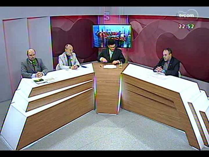 Conversas Cruzadas - Debate sobre o TSE ter alterado número de deputados federais de 13 Estados - Bloco 2 - 10/04/2013