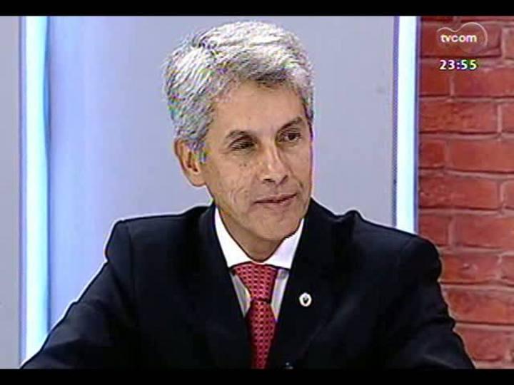 Mãos e Mentes - Reitor da UFRGS, Carlos Alexandre Netto - Bloco 3 - 03/05/2013