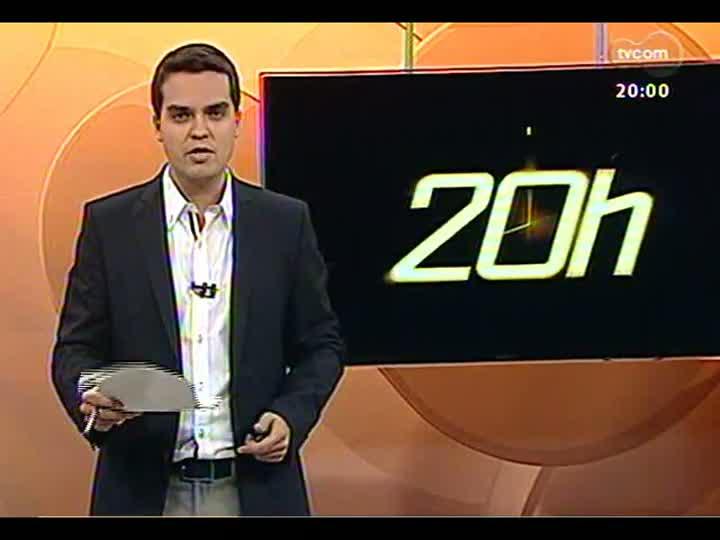 TVCOM 20 Horas - Entrevista com o diretor da SindiTelebrasil sobre a CPI da Telefonia - Bloco 1 - 27/05/2013