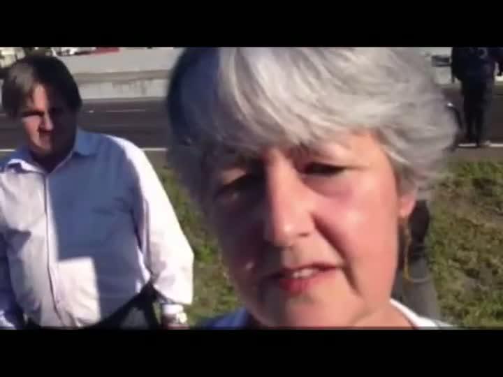Manhã de transtornos em rodovias gaúchas: agricultores pedem fim de demarcações indígena e quilombola - 14/06/2013