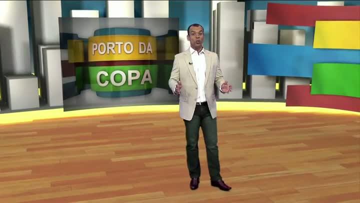 Porto da Copa - Você sabia que usar a expressão \'Copa do Mundo\' pode resultar em processo judicial? Confira as marcas registradas pela Fifa - 03/08/2013 - bloco 1