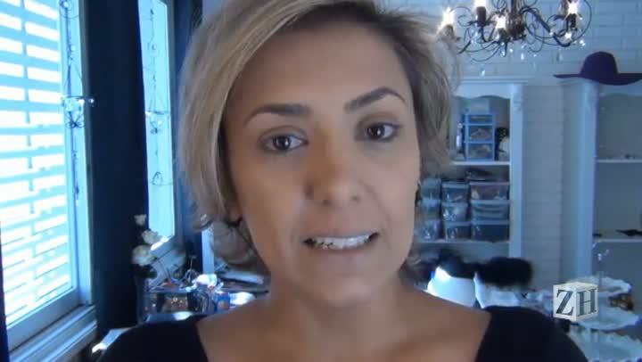 Taís Andrade ensina a maquiagem perfeita para quem tem franja