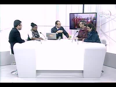 Conversas Cruzadas - Cotas na UFSC em 2014 - 4º bloco – 20/09/2013
