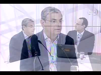 Conversas Cruzadas – Eleições 2014 - 2º bloco – 08/10/2013