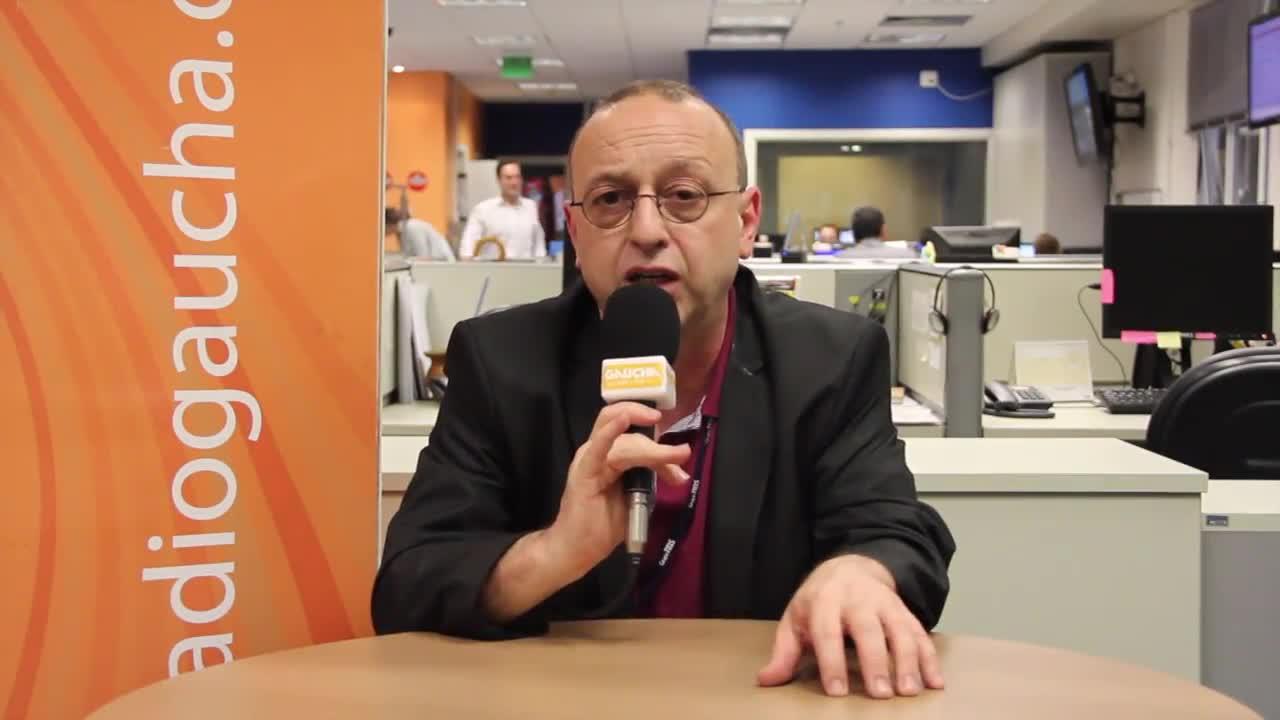 Pré-Jogo - Nando Gross fala sobre Atlético-PR e Inter