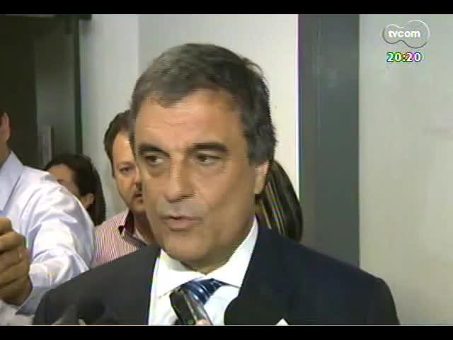 TVCOM 20 Horas - Deputada Ana Affonso fala as mudanças que serão implementadas a fim de barrar a violência contra a mulher - Bloco 3 - 18/11/2013
