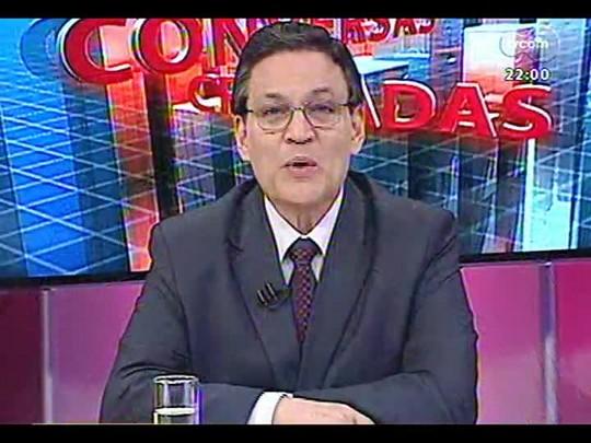 Conversas Cruzadas - Maconha: Será que as penalizações são proporcionais? - Bloco 1 - 20/01/2014