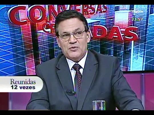 Conversas Cruzadas - Debate sobre a renegociação da dívida dos estados - Bloco 3 - 14/02/2014