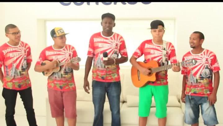 Samba-Enredo dos Embaixadores do Ritmo 2014. 15/02/2014