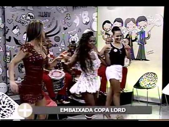TVCOM Tudo+ - Como customizar peças para o Carnaval - 27/02/14