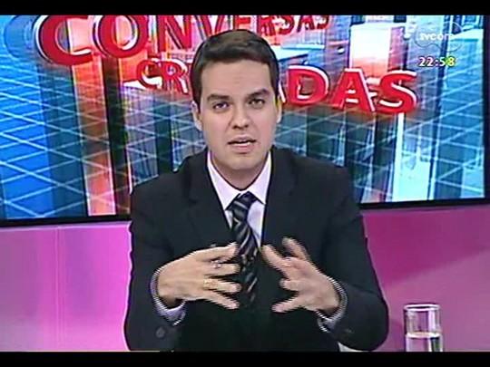 Conversas Cruzadas - O cancelamento da audiência pública para debater o edital de licitação do transporte coletivo de Porto Alegre - Bloco 3 - 10/03/2014
