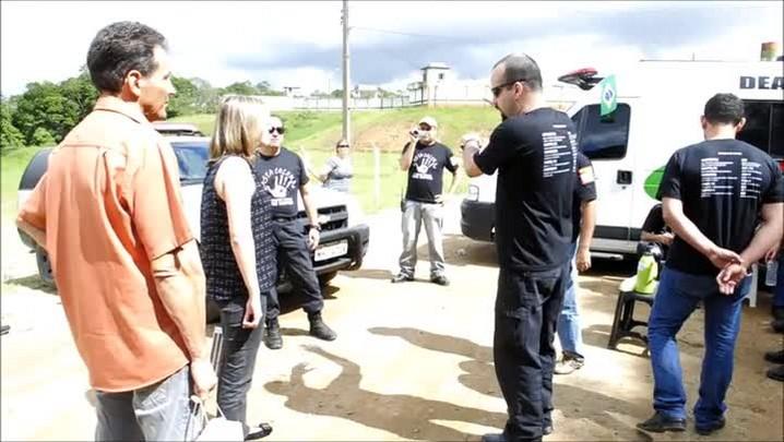 Sem segurança e apoio dos agentes penitenciários, Defensora Pública Estadual não entra no Presídio Regional de Joinville