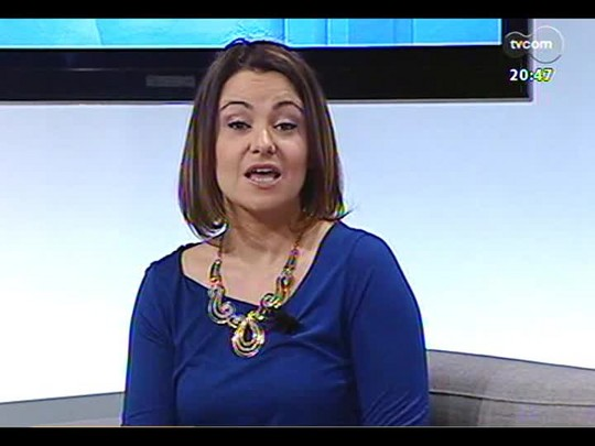 TVCOM Tudo Mais - Rodrigo Lopes fala sobre a situação na Argentina