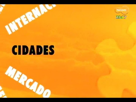 Mãos e Mentes - Advogado e coordenador de relações internacionais da prefeitura de POA Rodrigo de Souza Corradi - Bloco 1 - 10/04/2014