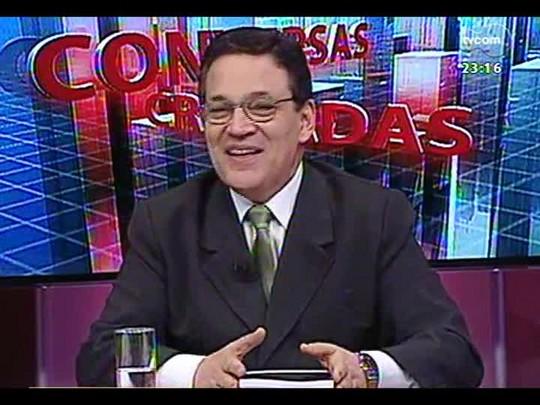 Conversas Cruzadas - Debate sobre a democracia brasileira - Bloco 4 - 21/04/2014