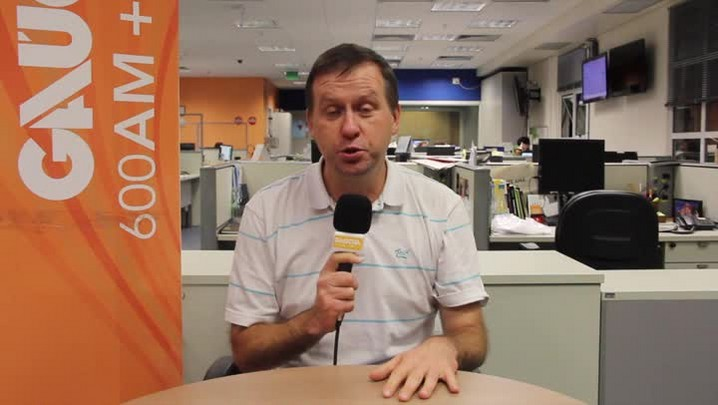 Pré-jogo: Cléber Grabauska fala sobre o confronto do tricolor nesta quarta-feira - 22/04/2014