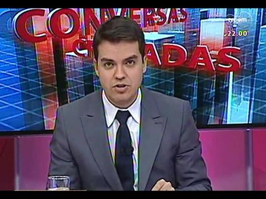 Conversas Cruzadas - A cinco meses da eleição, pesquisa mostra empate técnico entre Dilma e soma de demais candidatos. Qual panorama é possível traçar? - Bloco 1 - 09/05/2014