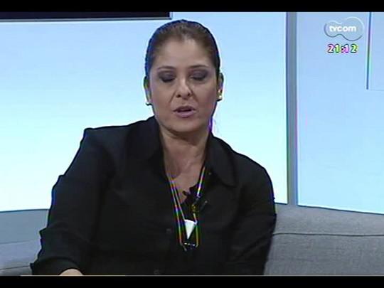 TVCOM Tudo Mais - Saiba mais sobre a investigação de crimes pela polícia