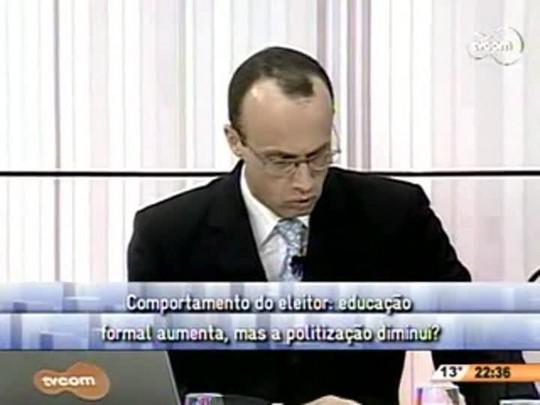 Conversas Cruzadas - Eleitor Informado - 3ºBloco - 13.08.14