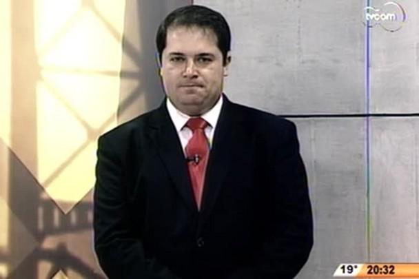 TVCOM 20 Horas - Juízes federais se mobilizam por aumento salarial - 3º Bloco - 17/09/14