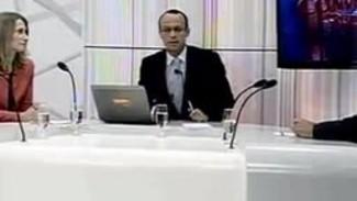 Conversas Cruzadas - Entrevista com Candidato ao Senado Paulo Bornhausen (PSB) - 2ºBloco - 24.09.14