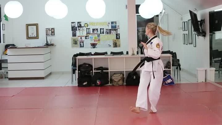 Conheça os atletas de SC que defendem a Seleção Brasileira de taekwondo songahm