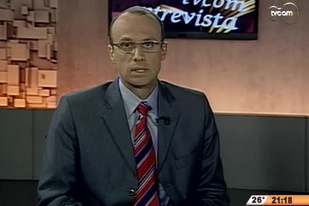 TVCOM Entrevista - Entrevista com Renato De Vitto - 2º Bloco - 11/10/14