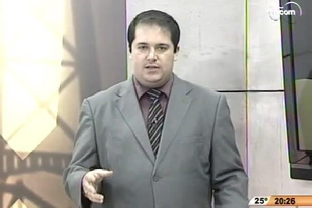 TVCOM 20h - Sustentabilidade e gestão de descartes Comcap - 7.11.14