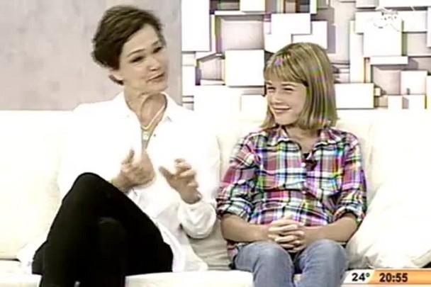 TVCOM Tudo+ - Filme sobre a família Schurmann é gravado na Capital - 21.11.14