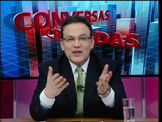 Conversas Cruzadas - Qual o melhor caminho para se chegar a uma reforma política? - Bloco 4 - 27/11/2014