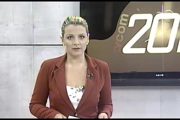 TVCOM 20h - Sulfabril têxtil de Blumenau fecha as portas - 10.12.14