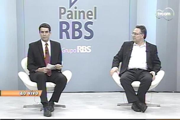 PAINEL RBS | Governador reeleito Raimundo Colombo | parte II | 18.12.14