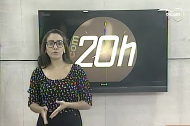 TVCOM 20h - Fim da redução do IPI reflete em aumento médio de 4% nos preços dos carros - 3.1.15