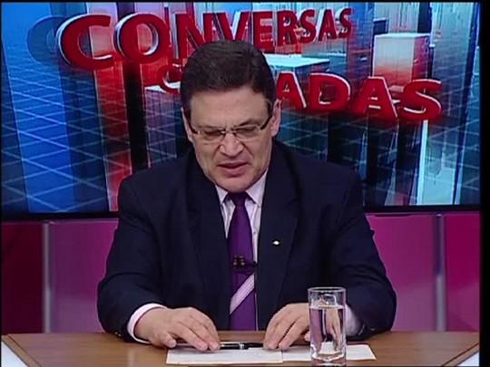 Conversas Cruzadas - Debate com deputados eleitos para o primeiro mandato - Bloco 3 - 30/01/15