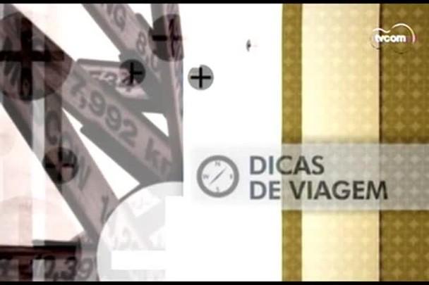 TVCOM Tudo+ - Praias que parecem piscinas em SC: dicas de viagem - 18.02.15