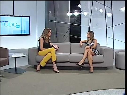 TVCOM Tudo Mais - \'Rede Social\': Fernanda Pandolfi traz as novidades da semana